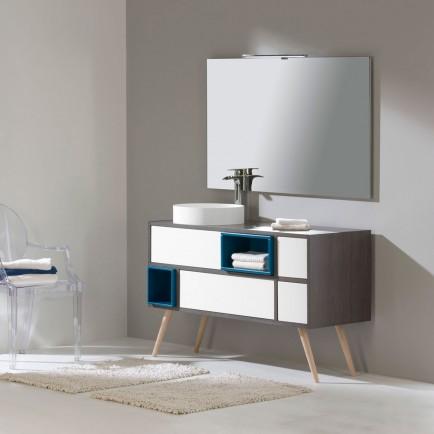 Meubles de salle de bain design provence materiaux for Materiaux salle de bain