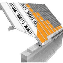 Panneaux isolants sous toiture provence materiaux for Materiaux toiture